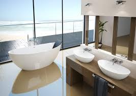 Freistehende Badewanne Bad Freistehende Badewanne Dusche Charismatische Auf Interieur