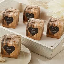 personalized boxes personalized rustic heart favor box rustic heart favor boxes