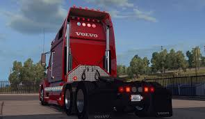 used volvo semi trucks volvo vnl 670 truck for ats v 1 2 by aradeth american truck