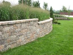 retaining walls landscaping material charles wentzville