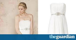Monsoon Wedding Dresses Uk Ten Wedding Dresses Whatever You Size Style Or Budget Fashion