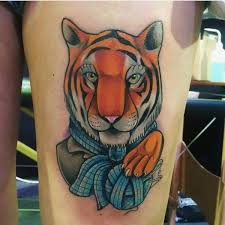 110 best thigh tattoos for and piercings models