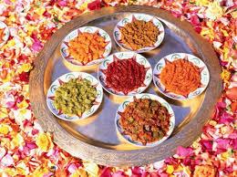 cuisine lalla la couleur de la cuisine marocaine smat de lalla