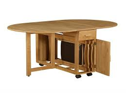 drop leaf dining room table furniture collapsible dining table and chairs lovely double oval