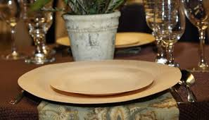 bamboo plates wedding it is easy being green new eco wedding trends seattle wedding
