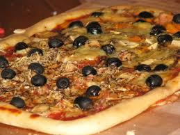 samira cuisine pizza pizza avec la pâte des 10min la cuisine et les voyages de pripri
