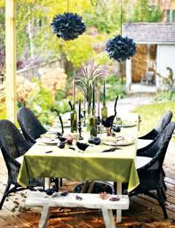 halloween decorating ideas 2012 substance of living halloween party table decorating ideas