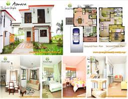 2 Storey House Plans 3 Bedrooms General Trias