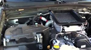 motor 1kz te toyota land cruiser prado youtube