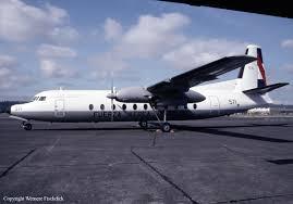 Fairchild Crash Of A Fairchild Hiller Fh 227 In Chile 29 Killed B3a