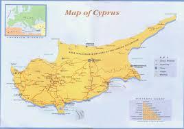 Map Distance Calculator E4mapjpg Naturetrailssheetvijpg Travel To Limassol Limassol