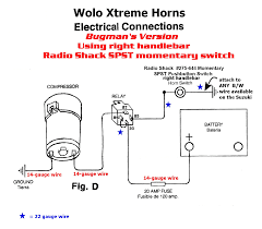 fiamm horn wiring diagram on fiamm images free download wiring