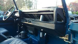 land rover defender 2015 interior 90 retro restoration project page 1 land rover pistonheads
