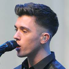 Mens Hairstyles Long On Top Shaved Sides by Mens Haircut Shaved Sides Long Top Haircuts For Men