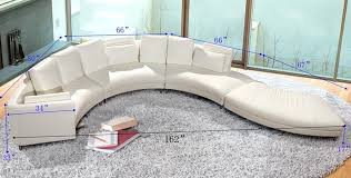 Sectional Sofa On Sale Modern Style Sectional Sofa Curved Tos Lf 4522