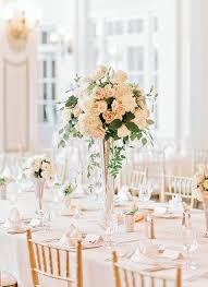 Long Vase Centerpieces by Georgian Terrace Wedding By Amy Arrington Dark Nice And Elegant