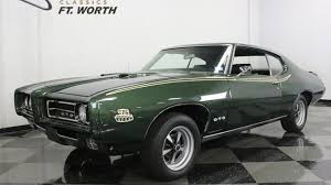 pontiac 1969 pontiac gto for sale near fort worth texas 76137 classics