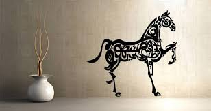 horse wall decal for bathroom horse wall decal designs