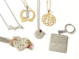 Customized Pendants Metal Personalized Accessories