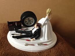 mechanic wedding cake topper cake topper wedding day groom auto mechanic