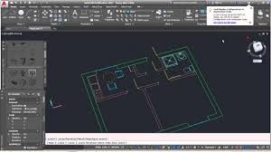 autocad architecture complete floor plan part 4 adding house 2