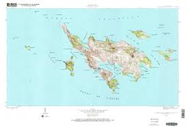 Byu Map Culebra Map Historical Topographic Map 1948