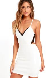 ivory lace dress black lace dress backless dress 54 00