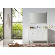 48 Inch Solid Wood Bathroom Vanity by Ricca 48