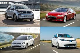 electric vehicles best electric cars on sale 2017 auto express