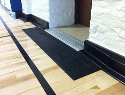 Recycle Laminate Flooring Entrance Mat For Public Buildings Rubber Recyclable Custom