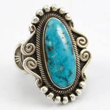 blue gem rings images Blue gem turquoise ring garland 39 s navajo rugs jpg