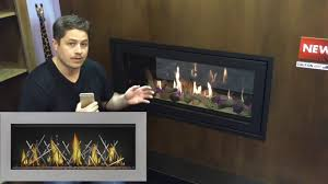 napoleon vector lv38 linear gas fireplace how to control a