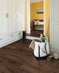 with pergo max premier chateau maple flooring this yellow