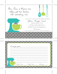 Cards For Housewarming Invitation Printable Kitchen Shower Invitations Bridal Shower Invitations