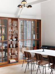 London Kitchen Design by Showing Off Modern Tableware Display Ideas