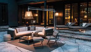 Outdoor Mobel Set Tribu Dedon Mu Sofa Coffee Table U0026 Beach Loungers Seax Armchair