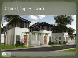 2 Storey House Claire 2 Storey House Ecoverde Sierra Cdo Real Estate
