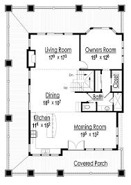 hillside cabin plans level floor plan image of the hillside vacation cottage house