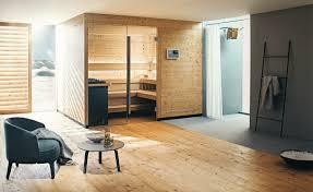 sauna im badezimmer luxus pur wellnessbad mit sauna