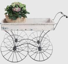 flower cart distressed white rustic flower cart antique farmhouse