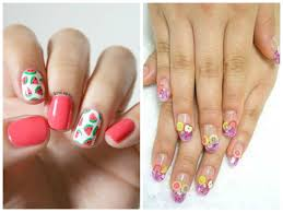nail art spring summer 2016 let u0027s eat our nails