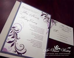 lavender wedding invitations lavender wedding invitation a vibrant wedding