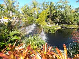 Botanical Garden Naples by The Schramm Journey January 2015