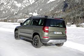 skoda yeti 2018 skoda increases yeti production to meet high demand