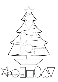 Free Printable Worksheets For Preschool Teachers Fun Educational Christmas Activities For Children Printable