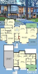 Plan House by Plan 90277pd Exciting Contemporary House Plan Modern House