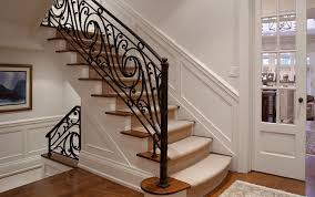 Metal Banisters Stairs Marvellous Wrought Iron Railings Wrong Iron Railing