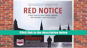 pdf red notice best ebook dailymotion video
