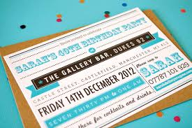 cool birthday invitations as an initiative in making impressive