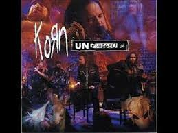 Youtube Korn Blind Korn Blind Unplugged Youtube
